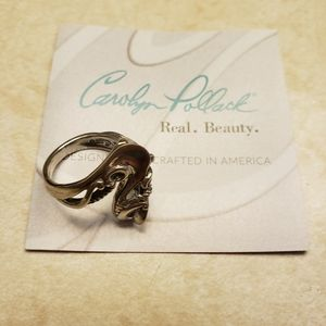 New Carolyn Pollak ring